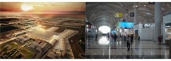 REFERENCE >> ISTANBUL AIRPORT